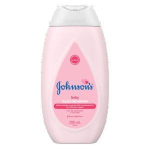 Hidratante Johnson's Baby Loção