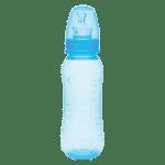 Mamadeira Kuka Aquarela Ortodôntica Silicone Azul 250 ml
