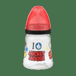 Mamadeira Lillo Disney Ortodôntica Silicone Mickey 180 ml n° 1-jmc-cha-de-fraldas