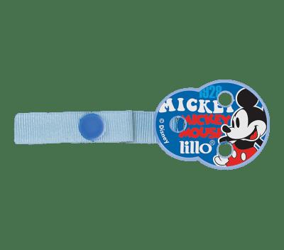 Prendedor para Chupeta Lillo Disney Azul
