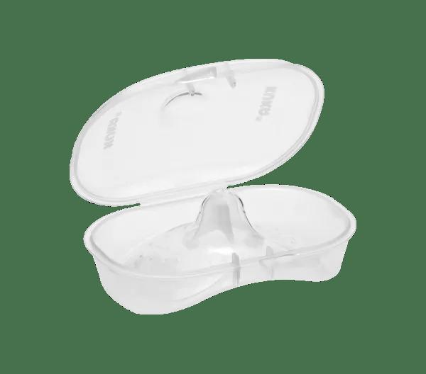 Protetor de Seios Silicone com Estojo Kuka
