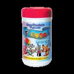 Lenço Umedecido Fiesta - Pote Rosa
