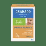 Sabonete Barra Granado Bebê Glicerina Camomila