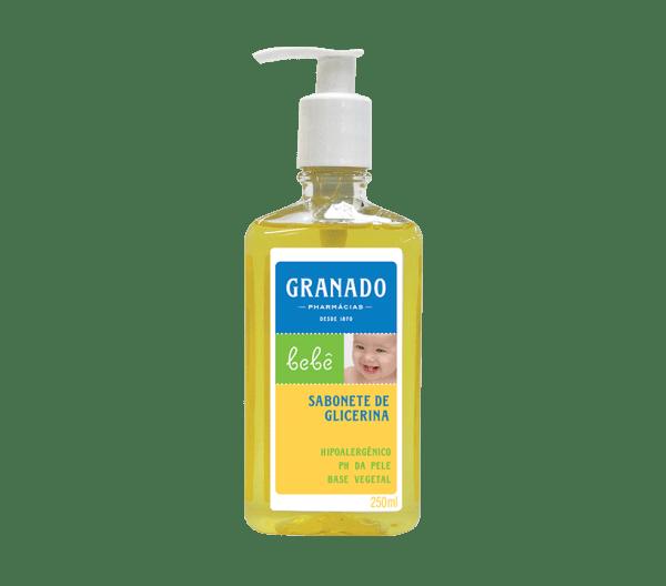 Sabonete Líquido Granado Bebê Glicerina Tradicional