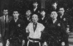 Grupo con Takamatsu