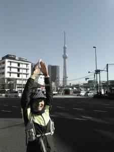 東京M 試走 20
