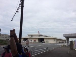 横浜試走2