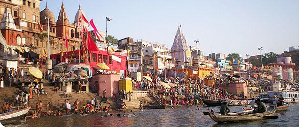 Varanasi (Bénarès) Inde : «Beyond»