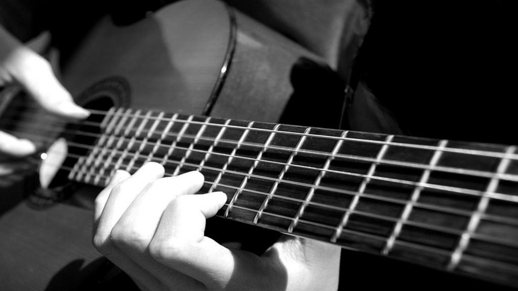 Guitare: Tous les accords et s'en souvenir toujours – 4