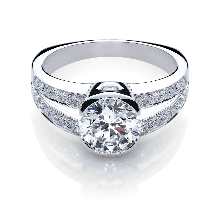 Engagement Rings Cary Custom Engagement Rings Raleigh