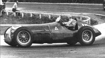 Fangio venceu o primeiro Grand Prix em Spa