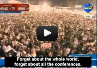 morsi crowd