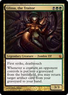 Magic The Gathering Legendary Creatures