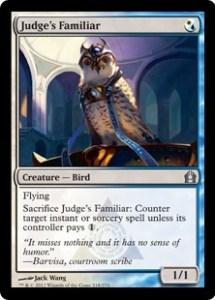 judges familiar