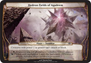 hedron fields