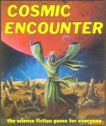 Old Cosmic Encounter