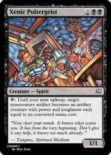 xenic-poltergeist
