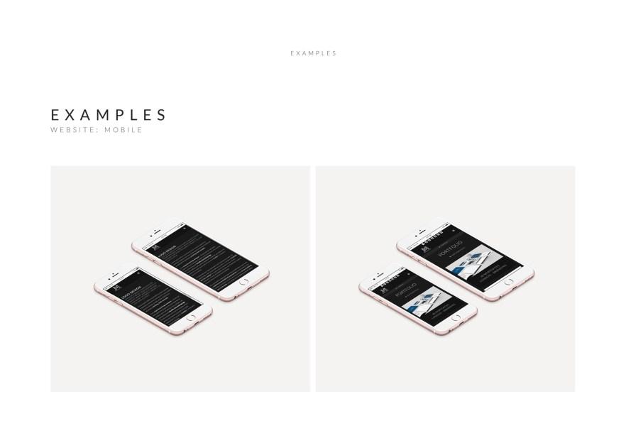 jm graphic design branding identity design london