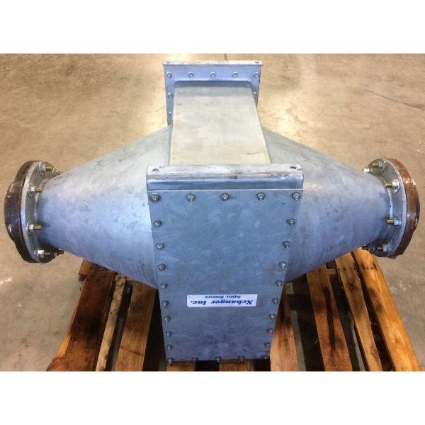 Used Xchanger Inc. Heat Exchanger - Model C-175 : Heat ...