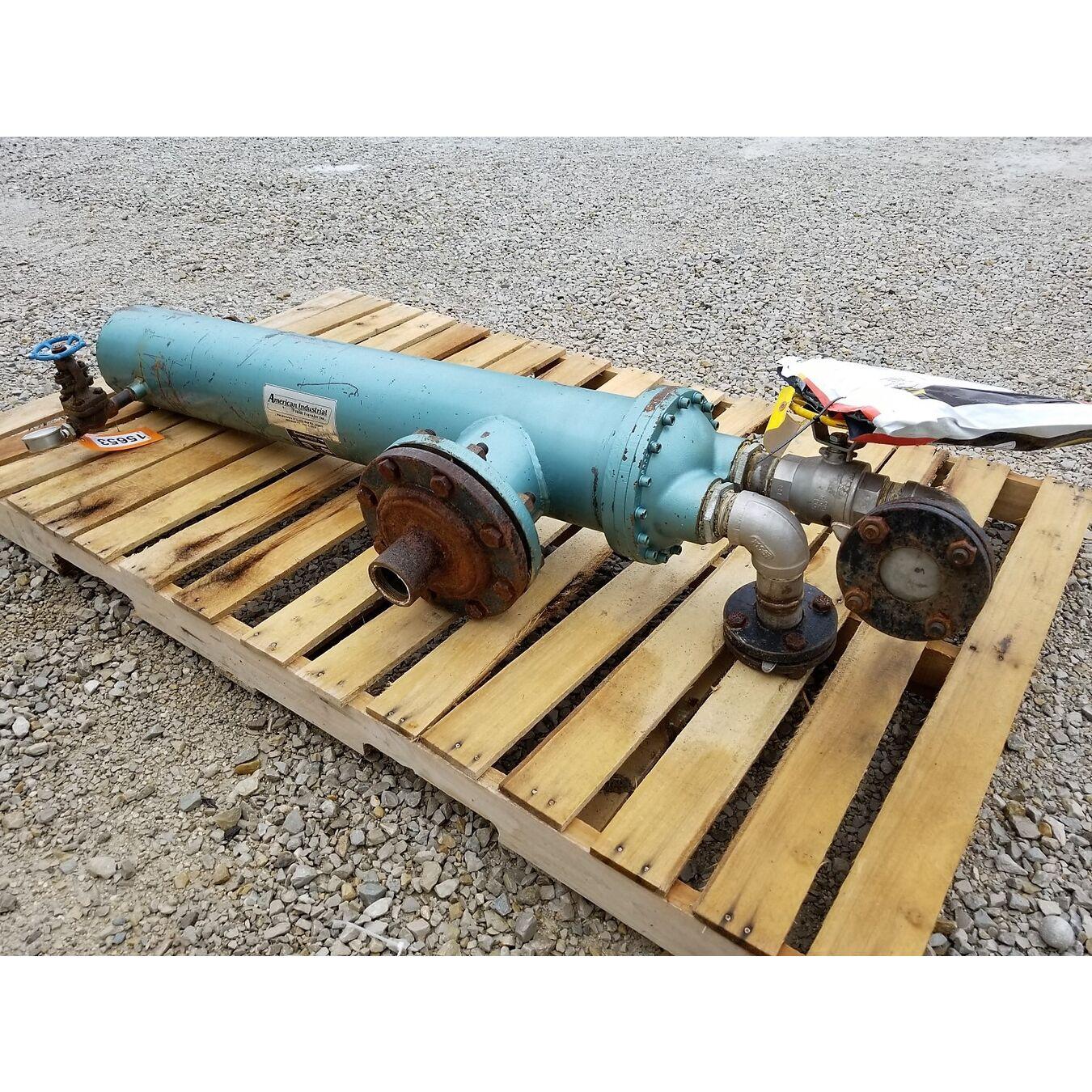 American Industrial Heat Transfer Inc Shell Amp Tube Heat