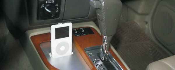 ipod integration