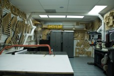 Fabrication Room
