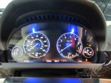 BMW 650i Radar And Laser