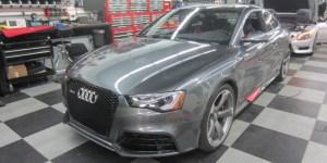 Audi radar and laser defense