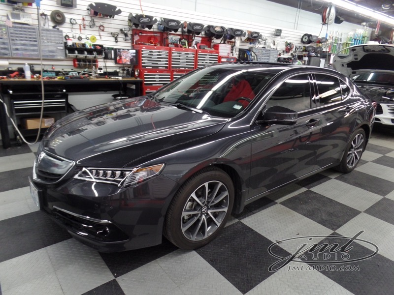 acura tlx radar and laser enhancement for st charles client