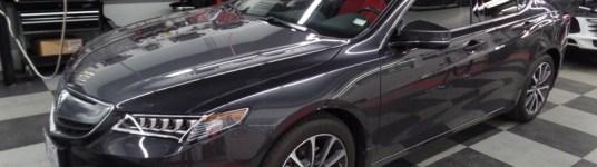 Acura TLX Radar