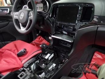 Cherokee Rear Seat Entertainment