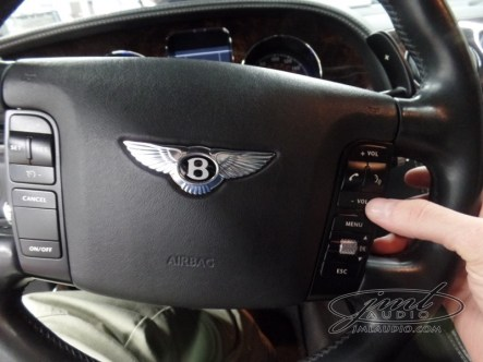 Bentley Continental Technology