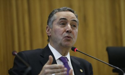 Luis Roberto Barroso no TSE