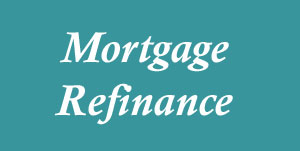Mortgage refiannces