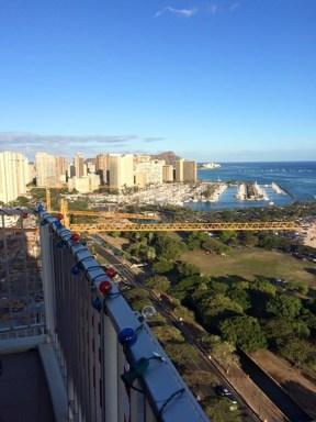 Hawaii yachts' pier