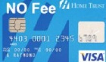 No Fee Secured Visa Card