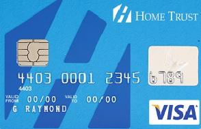 Home Trust Secure Visa