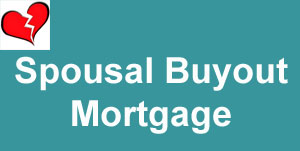 Sposeal buyout mortgage