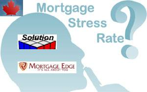Mortgage stress test rate