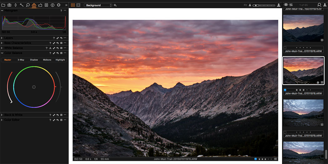 Learning Capture One Pro After 12 Years of Lightroom