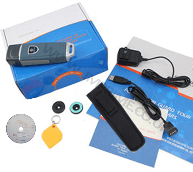 Security Guard Monitoring Device
