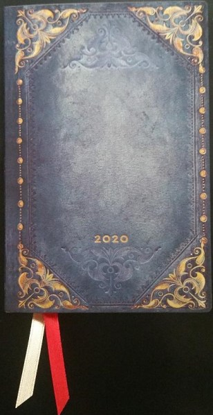 PaperBlanks Planner 2020