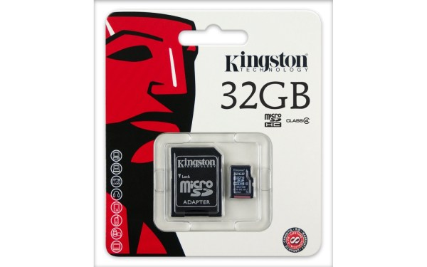 Kingston 32GB SDHC