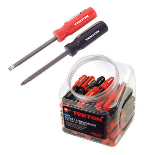 2-in-1 Pocket Pro Screwdriver