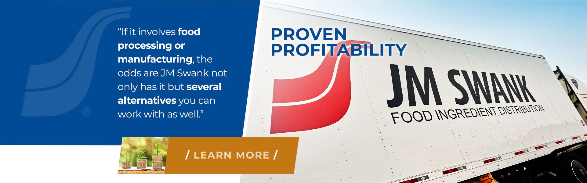 Proven Profitability