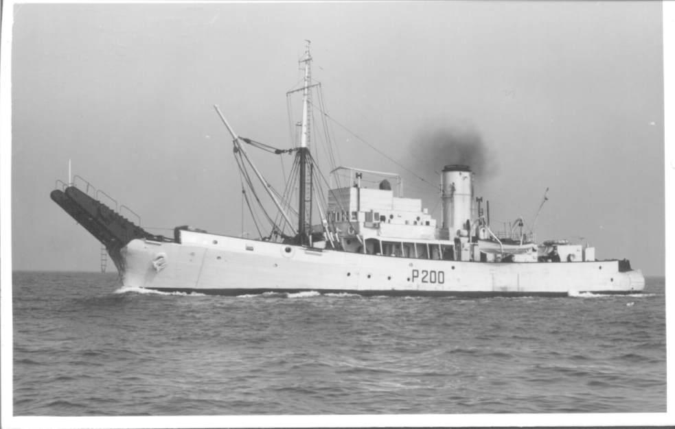 HMS Barfoss