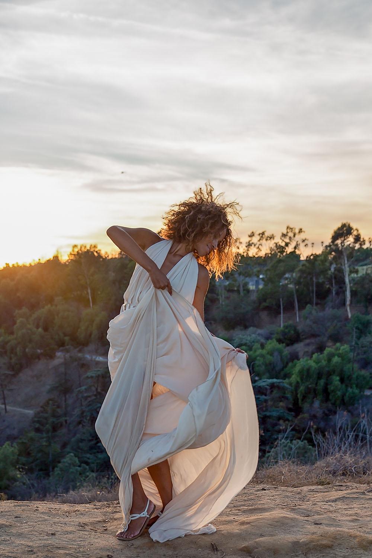 Boho Chic Tafreshi_Glamour Portraits_Los Angeles_16