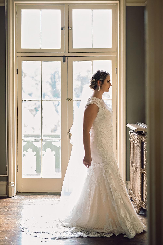 Vintage Wedding_First Look_Lafayette Indiana_21