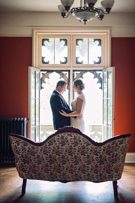 Vintage Wedding_First Look_Lafayette Indiana_24