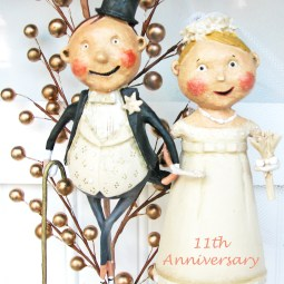 Celebrate every relationship milestone. Here are 11 Relationship Elevating Ideas for an 11th Anniversary Celebration.   jnkdavis.com